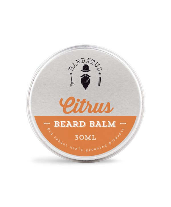 Barbatus Citrus Beard Balm 30ml