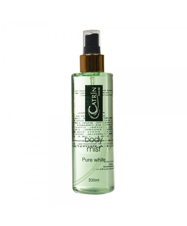 Catrin Body Mist Pure White 200ml