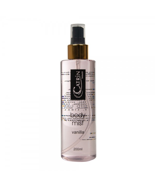 Catrin Body Mist Vanilla 200ml