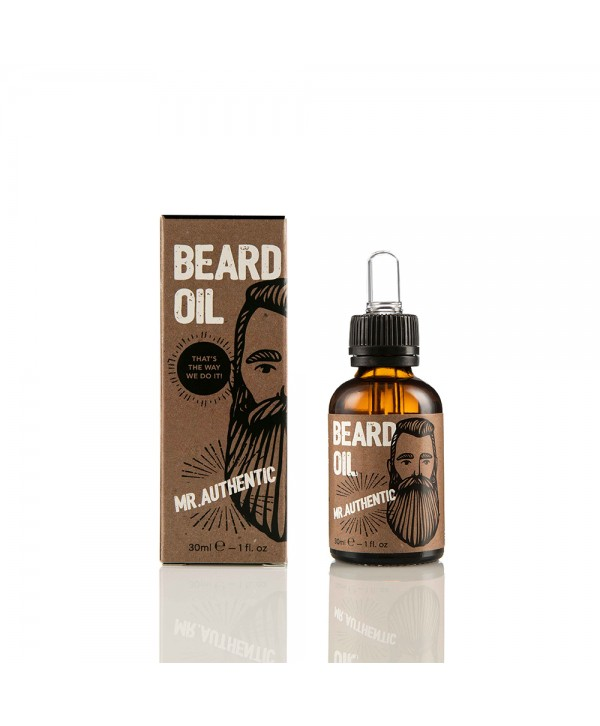 Cosmogent Mr. Authentic Beard Oil 30ml