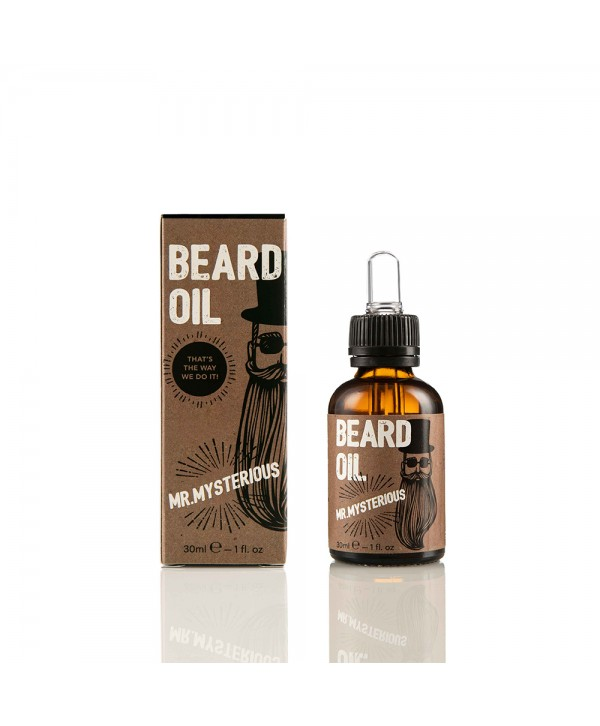 Cosmogent Mr. Μysterious Beard Oil 30ml