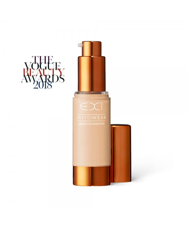 EX1 Cosmetics Invisiwear Liquid Foundation 30ml