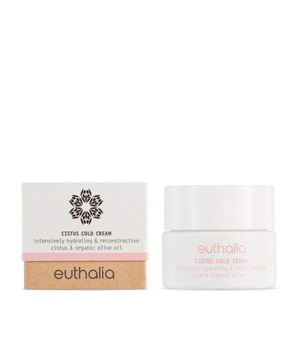 Euthalia Cistus Cold Cream - Κρέμα 24η 50ml
