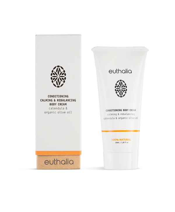 Euthalia Conditioning Body Cream - Κρέμα σώματος 100ml