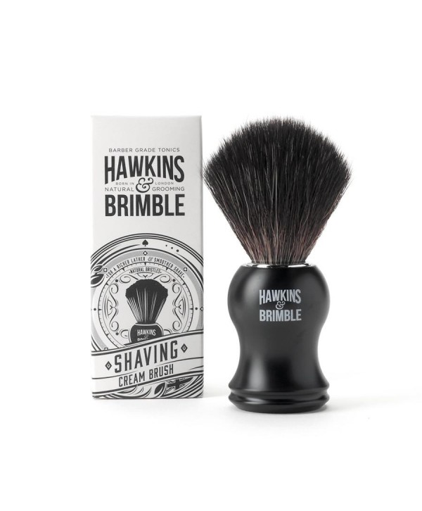 Hawkins & Brimble Shaving Brush (Synthetic)