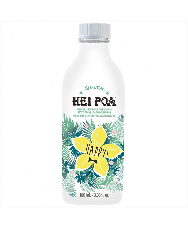 Hei Poa Monoi Oil Happy 100ml
