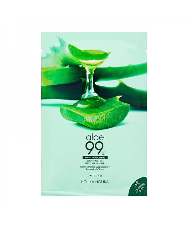 Holika Holika Aloe 99% Soothing Gel Jelly Mask Sheet 23ml
