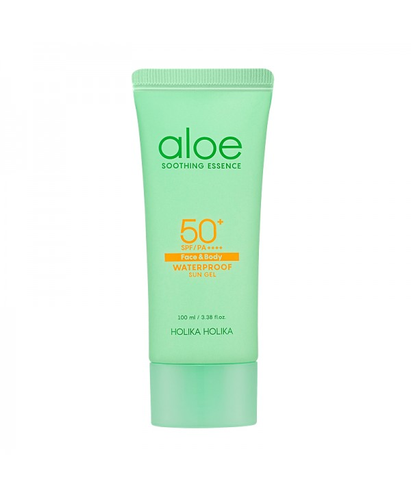 Holika Holika Aloe Soothing Essence Waterproof Sun Gel SPF50+ 100ml