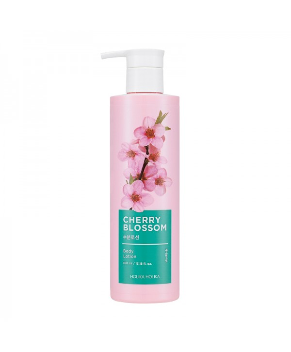 Holika Holika Cherry Blossom Body Lotion 390ml