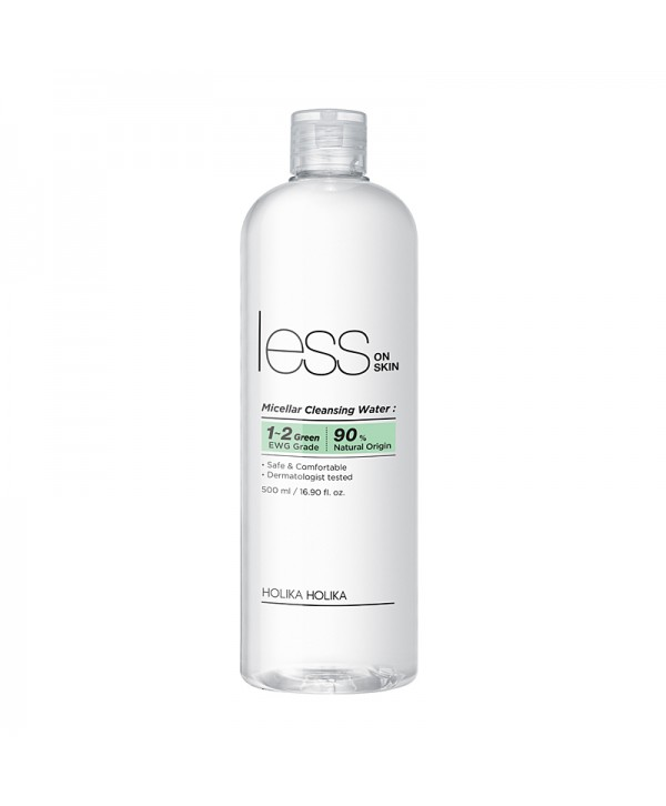 Holika Holika Less On Skin Micellar Cleansing Gel 200ml