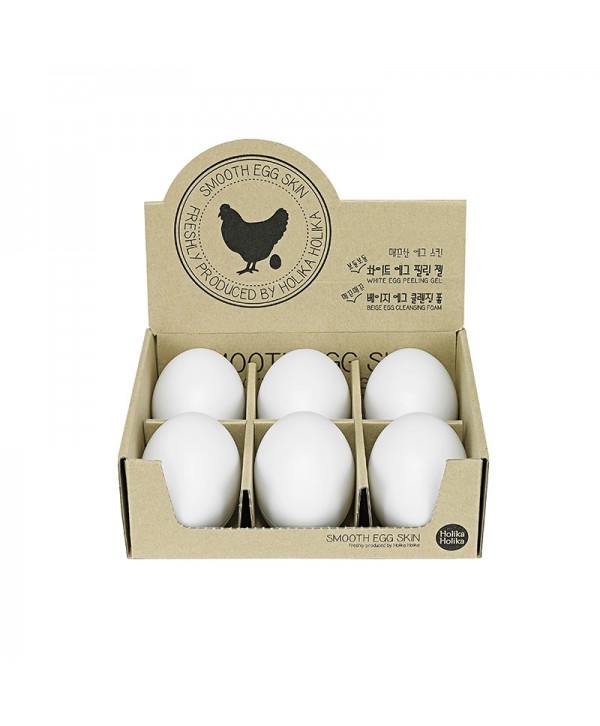 Holika Holika Smooth Egg Skin Peeling Gel 140ml
