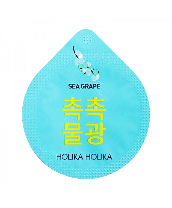 Holika Holika Superfood Capsule Pack - Moisturizing Sea Grape 10g