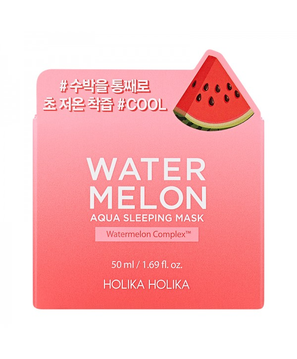 Holika Holika Watermelon Aqua Sleeping Mask 50ml