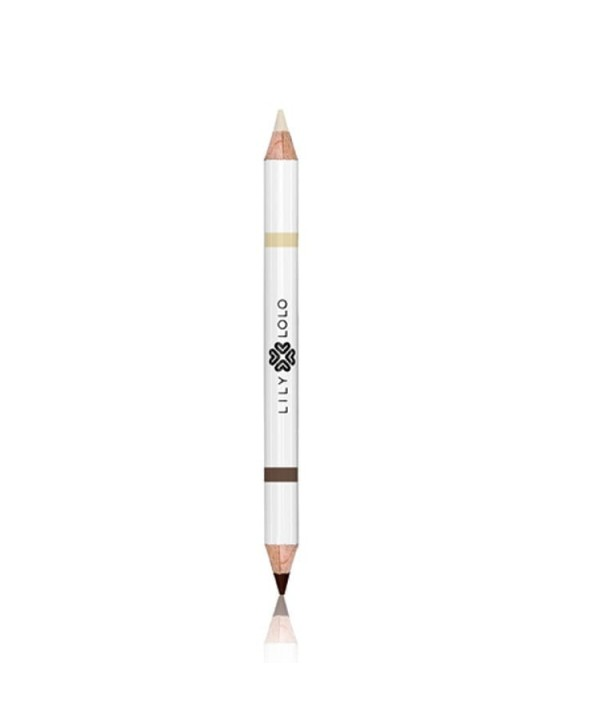 Lily Lolo Eyebrow Duo Pencil (2 αποχρώσεις)