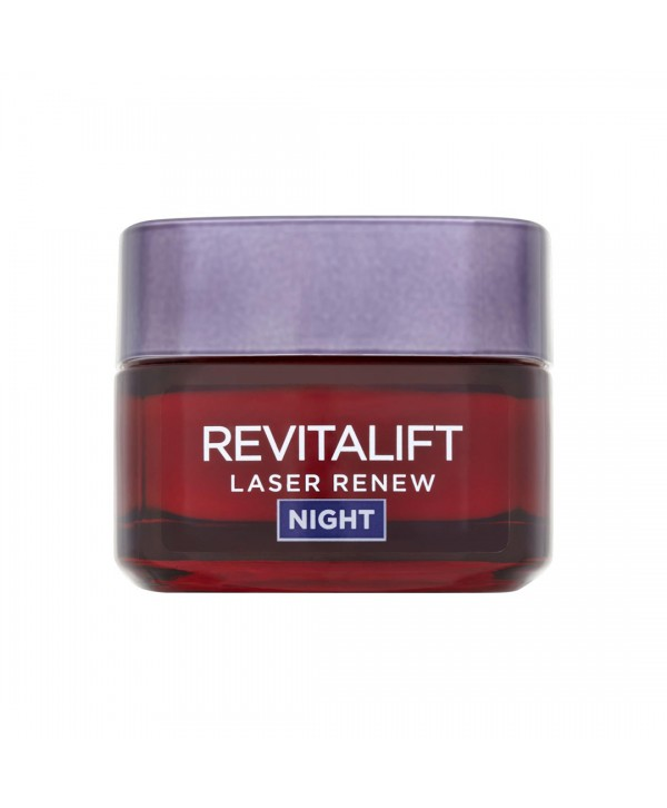 L'Oréal Paris Revitalift Laser Renew Κρέμα Νυκτός 50ml