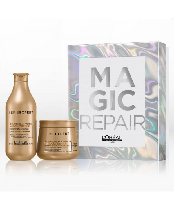 L'Oréal Professionnel Set Absolut Repair (Shampoo 300ml & Μάσκα 250ml)