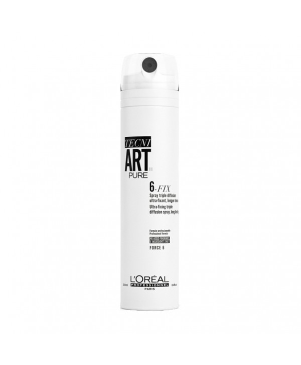 L'Oréal Professionnel TecniArt Pure 6 Fix 250ml