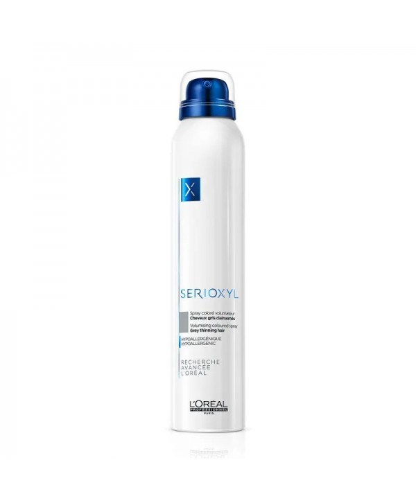 L'Oréal Professionnel Serioxyl Spray Γκρίζο 200ml
