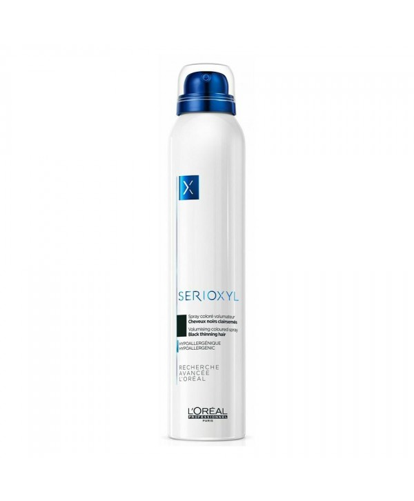 L'Oréal Professionnel Serioxyl Spray Μαύρο 200ml