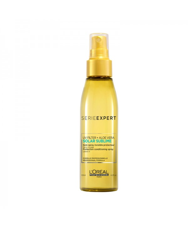L'Oréal Professionnel Solar Sublime UV Filter + Aloe Vera Spray 125ml