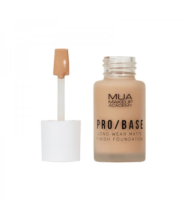 MUA Pro Base Long Wear Matte Finish Foundation 30ml