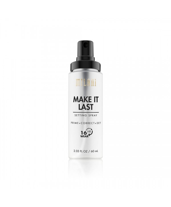Milani Make It Last Setting Spray Prime + Correct + Set 60ml