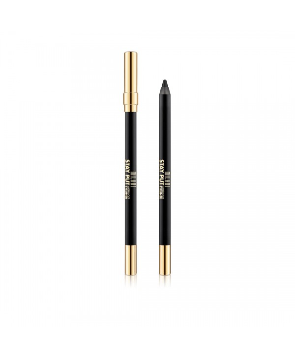 Milani Stay Put Waterproof Eyeliner Pencil Black 1.2g