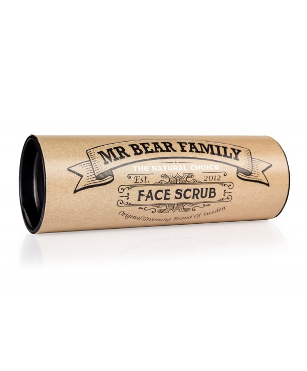 Mr Bear Family Face Scrub 75ml