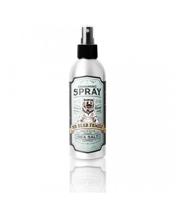 Mr Bear Family Grooming Spray - Sea Salt 200ml