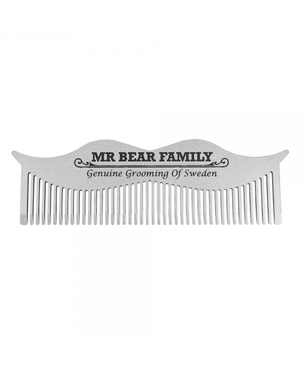 Mr Bear Family Moustache Comb