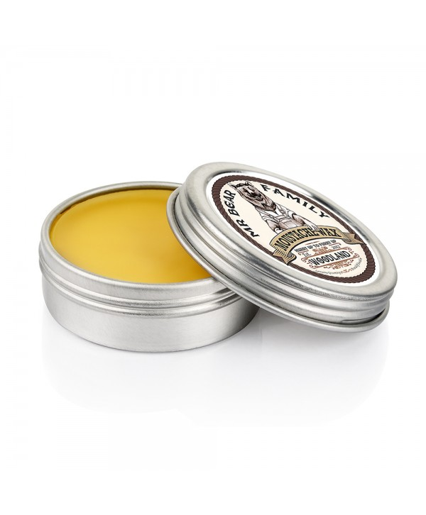 Mr Bear Family Moustache Wax Woodland 30ml
