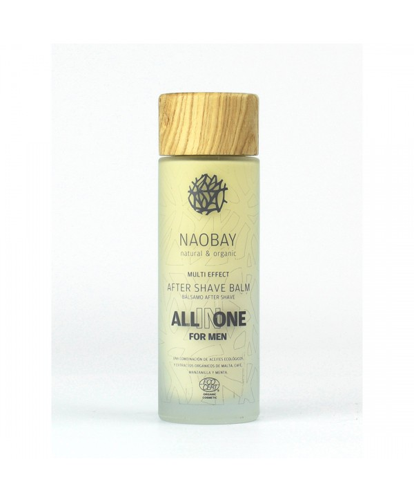 Naobay All In One For Men After Shave 100ml