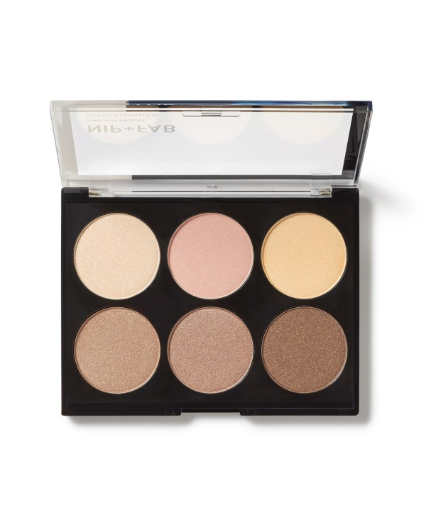 Nip+Fab Highlight Palette Stroboscopic 20g