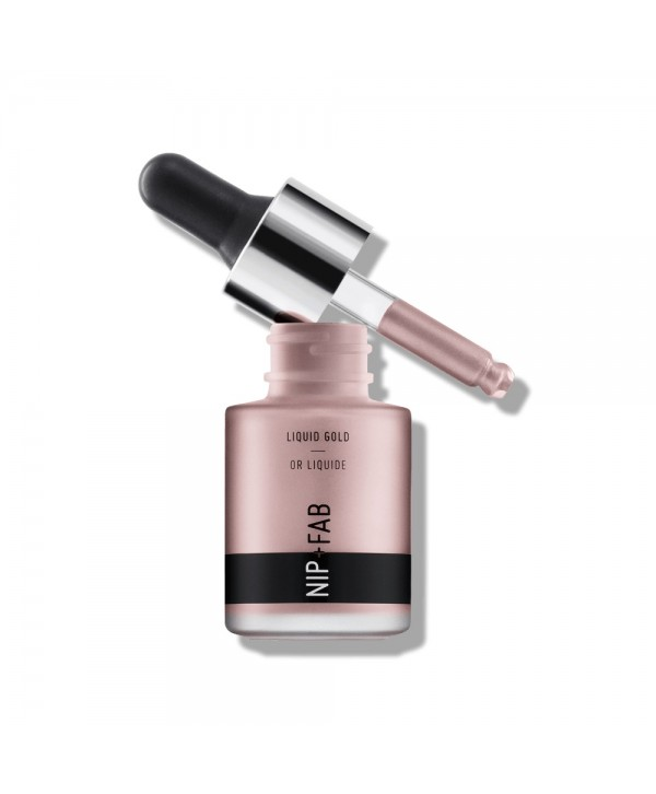 Nip+Fab Liquid Gold Highlighter 15ml (3 αποχρώσεις)