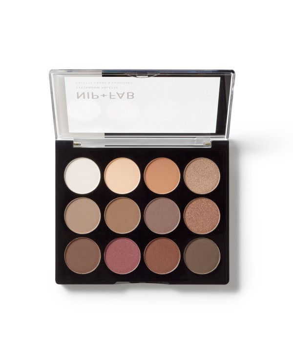 Nip+Fab Eyeshadow Palette Sculpted 12g