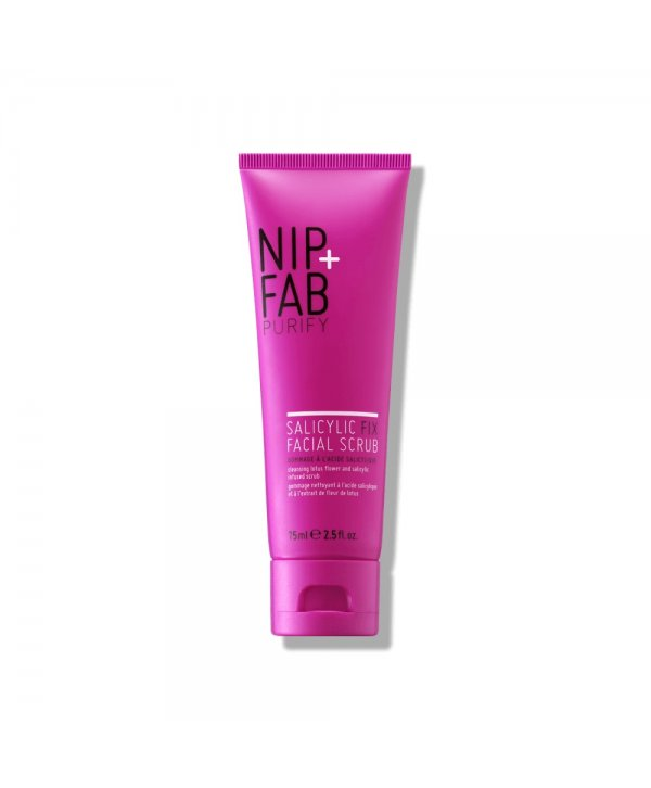 Nip+Fab Salicylic Fix Facial Scrub 75ml