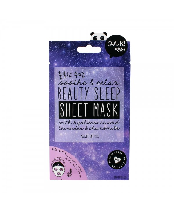 Oh K! Beauty Sleep Sheet Mask 25ml