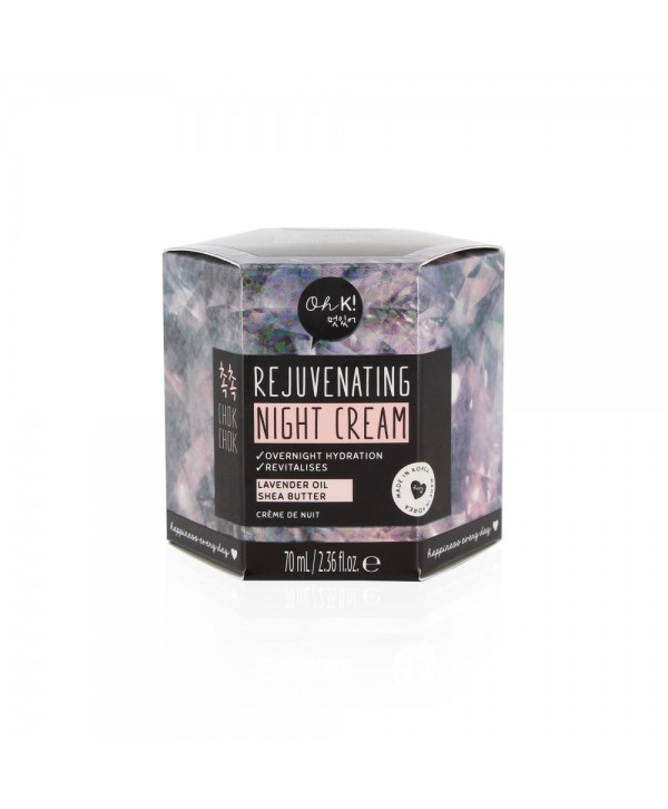 Oh K! Chok Chok Rejuvenating Night Cream 70ml