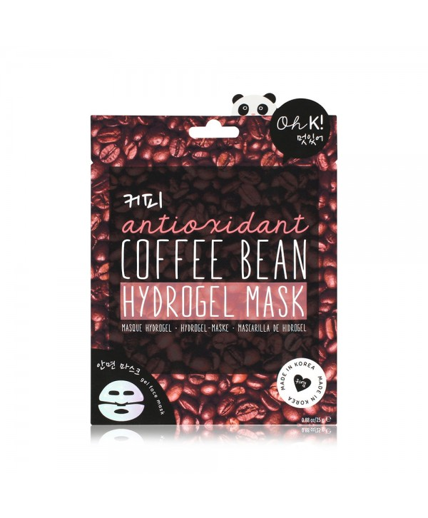 Oh K! Coffee Bean Hydrogel Mask 25g
