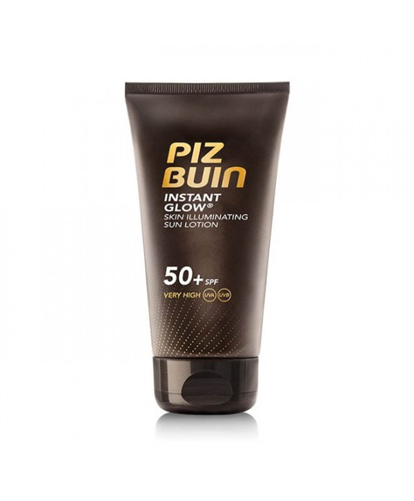 Piz Buin Αντηλιακό Γαλάκτωμα Instant Glow Lotion SPF50+ 150ml