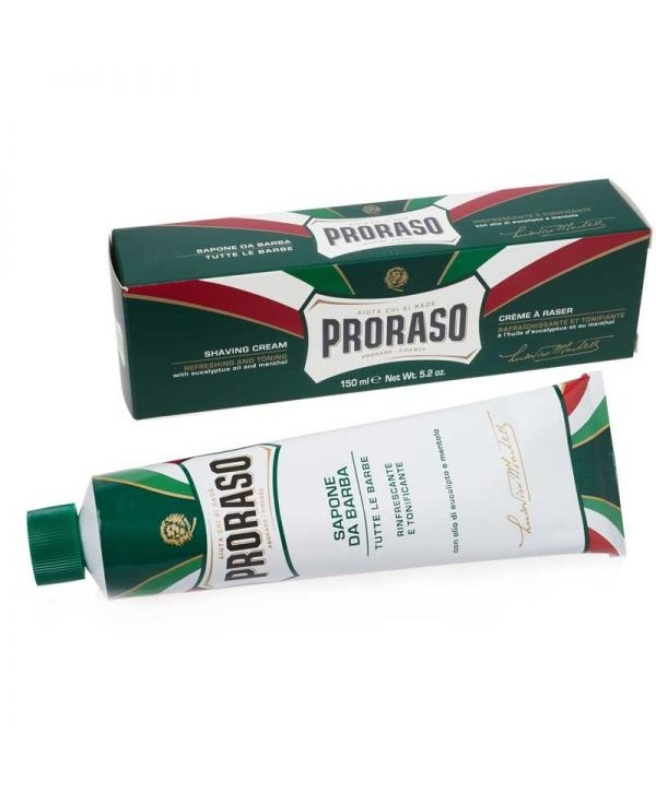 Proraso Shaving Cream Eucalyptus 150ml