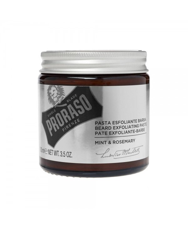 Proraso Exfoliating Paste Mint & Rosemary 100ml