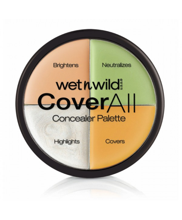Wet n Wild CoverAll Concealer Palette 6.5g