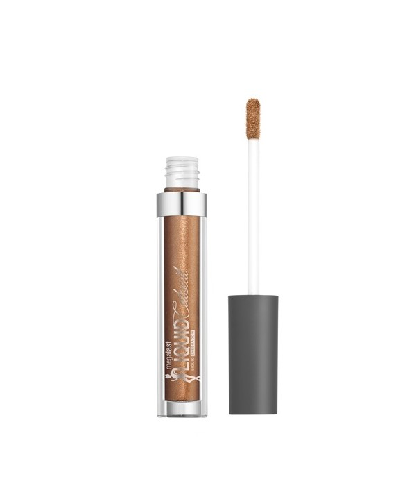 Wet n Wild MegaLast Liquid Catsuit Metallic Eyeshadow 3.5ml (4 αποχρώσεις)