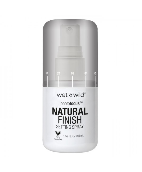 Wet n Wild Photo Focus Natural Finish Setting Spray 45ml