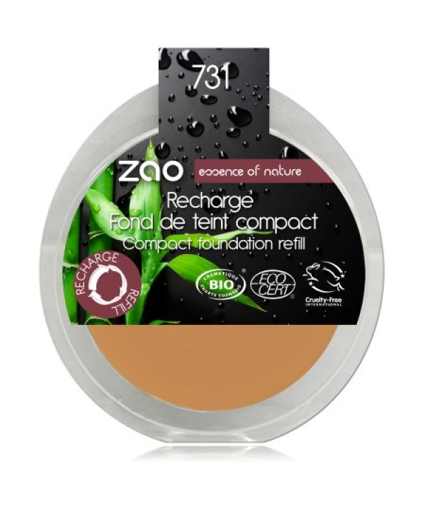 Zao Compact Foundation Refill 6g