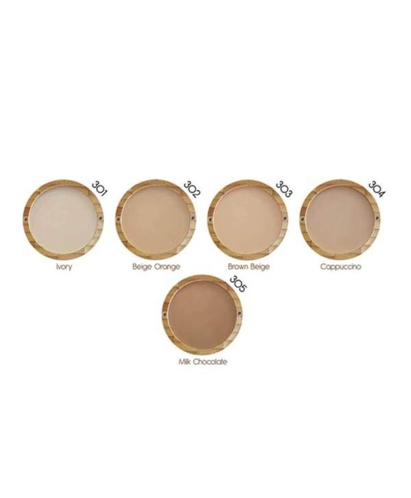 Zao Compact Powder 9g