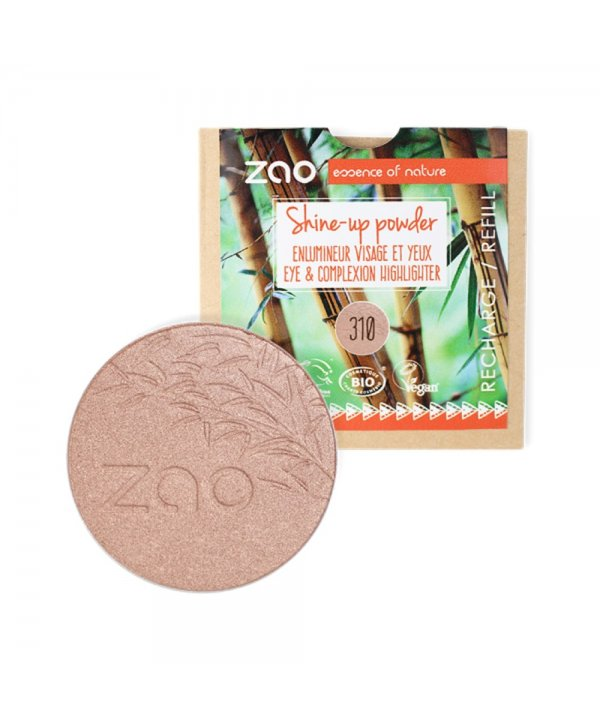 Zao Shine Up Powder Refill 9g
